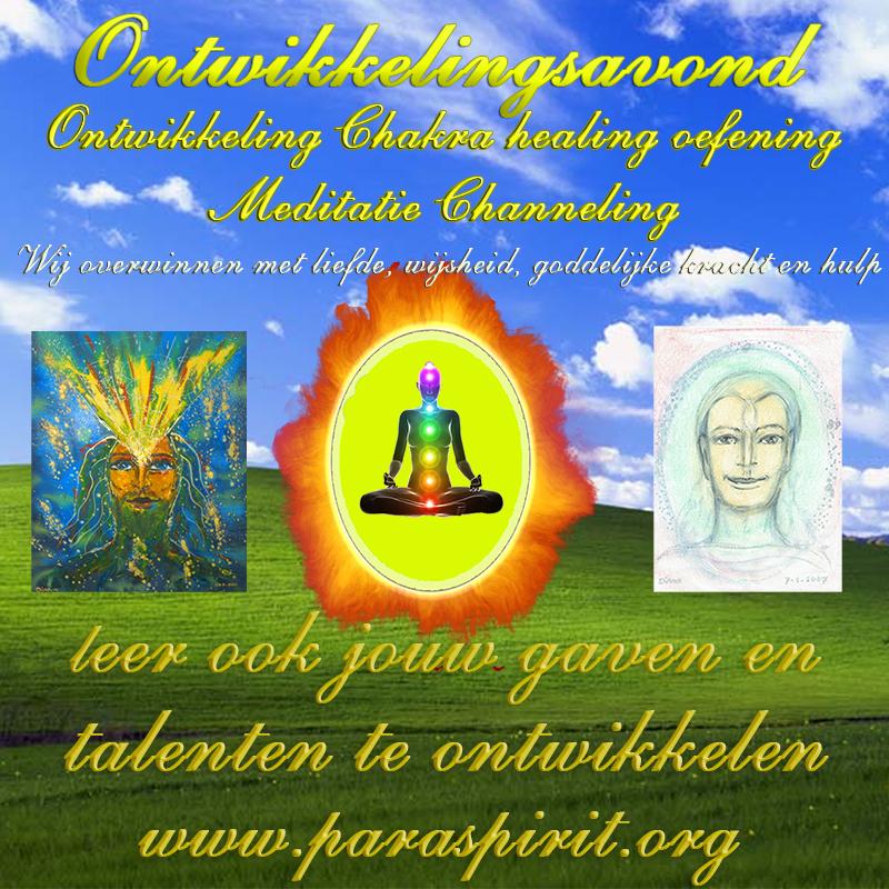 meditatie healing channeling